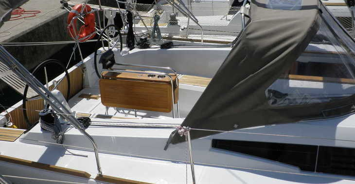 Alquilar velero en Marina Sukosan (D-Marin Dalmacija) - Sun Odyssey 349