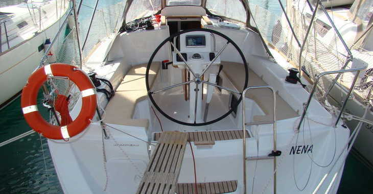 Rent a sailboat in Marina Sukosan (D-Marin Dalmacija) - Sun Odyssey 33i