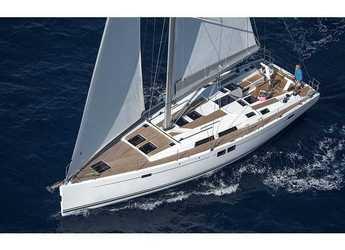 Rent a sailboat in Marina Frapa - Hanse 505