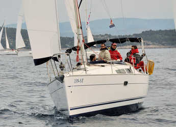 Rent a sailboat in Marina Frapa - Sun Odyssey 36i