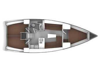 Alquilar velero Bavaria Cruiser 37 en Marina Frapa, Rogoznica