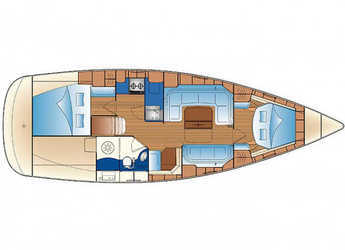 Alquilar velero Bavaria 34 C en Marina Frapa, Rogoznica
