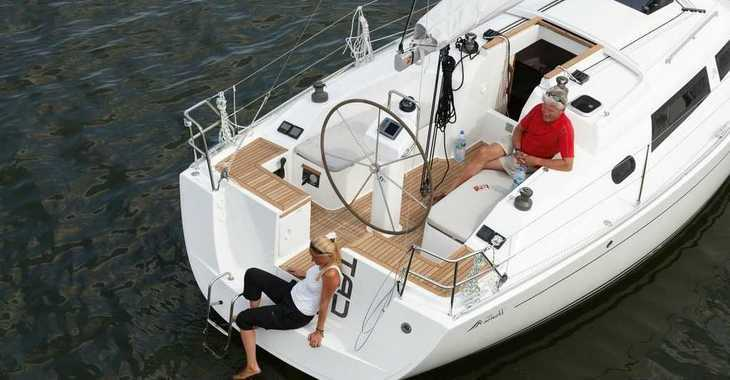 Alquilar velero Hanse 325 en Kos Port, Kos