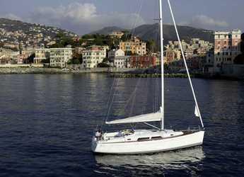 Chartern Sie segelboot Hanse 400 in Kos Port, Kos