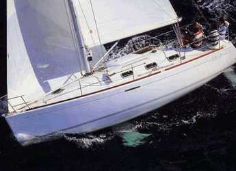 Chartern Sie segelboot Oceanis 393  in Kos Port, Kos