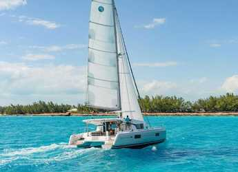 Rent a catamaran in Kos Port - Lagoon 42 A/C & GEN