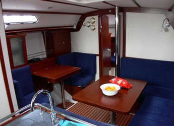 Rent a sailboat Hanse 371 in Kos Port, Kos