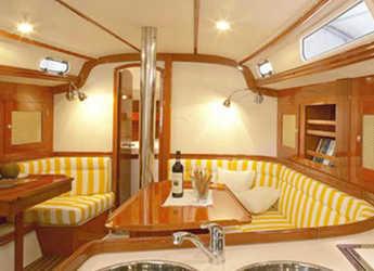 Chartern Sie segelboot Hanse 371 in Kos Port, Kos