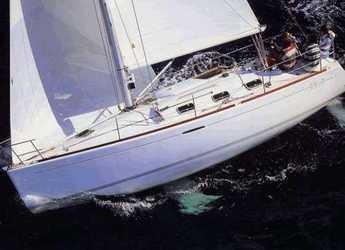 Rent a sailboat in Kos Port - Oceanis 393