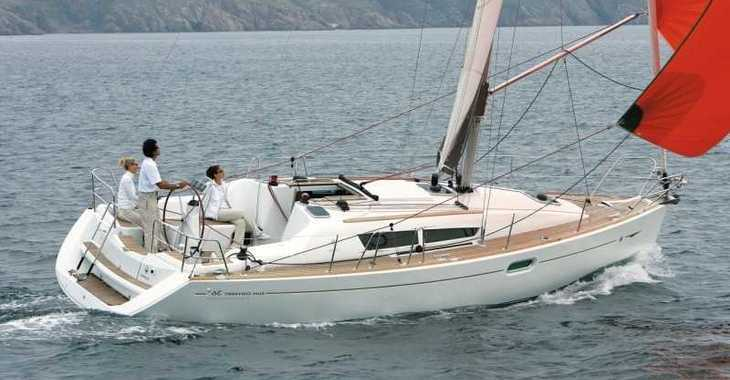 Rent a sailboat in Lefkas Nidri - Sun Odyssey 36i
