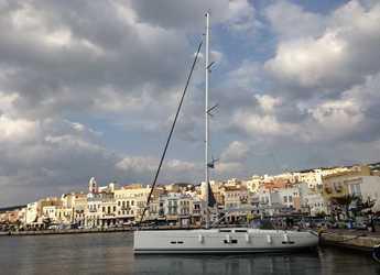 Rent a sailboat in Kos Port - Hanse 575 AC & GEN