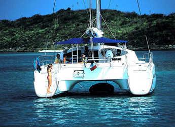Rent a catamaran in Lefkas Nidri - Belize 43