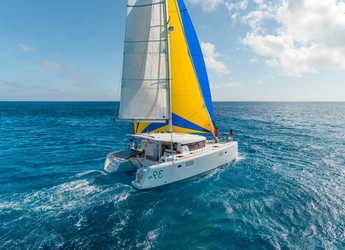 Rent a catamaran in Kos Port - Lagoon 39