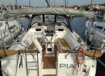 Rent a sailboat in Marina Sukosan (D-Marin Dalmacija) - Elan 384