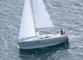 Alquilar velero Elan 344 Impression  en Marina Kastela, Kastel Gomilica