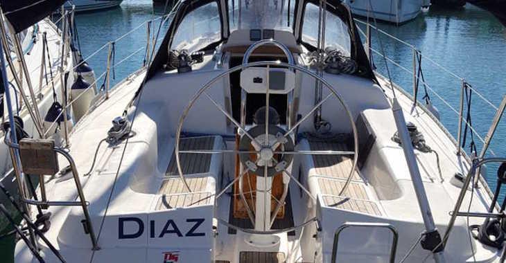 Rent a sailboat in Marina Sukosan (D-Marin Dalmacija) - Elan 36