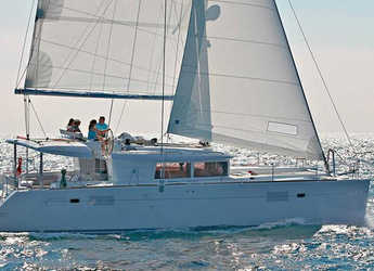Rent a catamaran in Marina Kastela - Lagoon 450