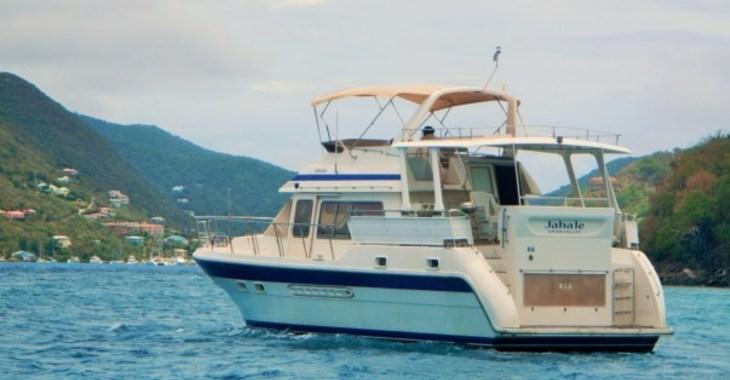 Alquilar yate Trader 485 Signature en Nanny Cay, Tortola