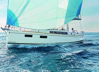 Rent a sailboat in Marina Kastela - Oceanis 38.1