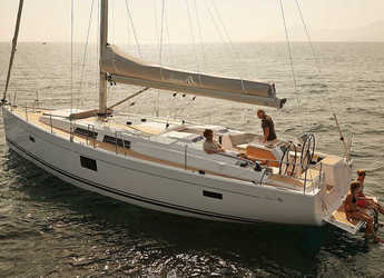 Rent a sailboat in Marina Kastela - Hanse 455