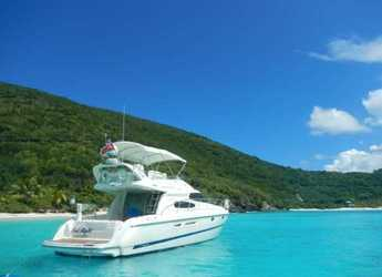 Chartern Sie yacht in Nanny Cay - Cranchi Atlantique 51 PowerCat