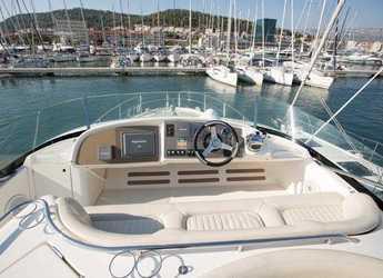 Alquilar yate Jeanneau Prestige 46 Fly en ACI Marina Split, Split city