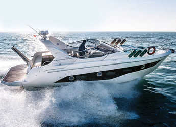 Rent a motorboat in Split (ACI Marina) - Cranchi Z35