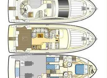 Alquilar yate Ferretti 460 en ACI Marina Split, Split city