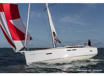 Rent a sailboat in Split (ACI Marina) - Sun Odyssey 419