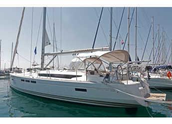 Rent a sailboat in Split (ACI Marina) - Sun Odyssey 509