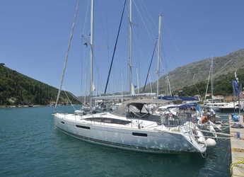 Rent a sailboat in ACI Marina Dubrovnik - Jeanneau 53