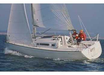 Rent a sailboat in Marina Kornati - Sun Fast 26