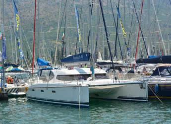 Rent a catamaran in ACI Marina Dubrovnik - Nautitech 40