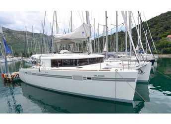 Rent a catamaran in ACI Marina Dubrovnik - Lagoon 450 Flybridge