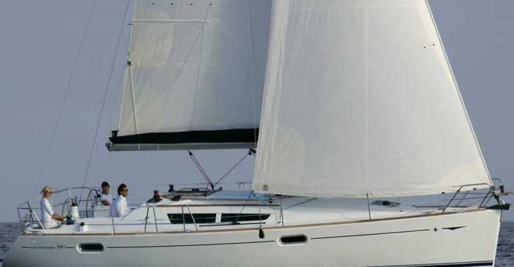 Rent a sailboat Sun Odyssey 39i in Split (ACI Marina), Split city