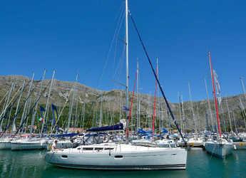 Rent a sailboat in ACI Marina Dubrovnik - Sun Odyssey 42i