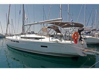 Louer voilier à Split (ACI Marina) - Sun Odyssey 509