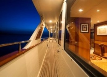 Thumb watershed luxury crewed yacht charter british virgin islands caribbean virgin traders 428