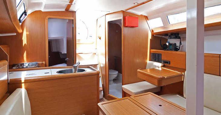 Rent a sailboat Sun Odyssey 33i in Split (ACI Marina), Split city