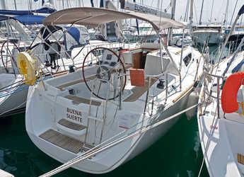 Rent a sailboat in Split (ACI Marina) - Sun Odyssey 33i