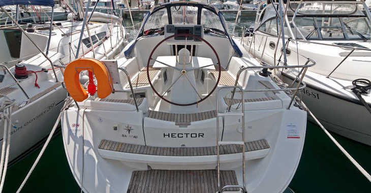 Rent a sailboat Sun Odyssey 36i in Split (ACI Marina), Split city