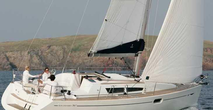 Rent a sailboat in Split (ACI Marina) - Sun Odyssey 36i