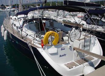 Rent a sailboat in Marina Sukosan (D-Marin Dalmacija) - Oceanis 473