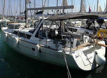 Rent a sailboat in Marina Sukosan (D-Marin Dalmacija) - Oceanis 41 S