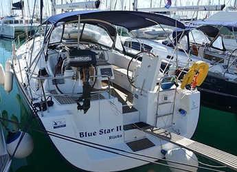 Rent a sailboat in Marina Sukosan (D-Marin Dalmacija) - Oceanis 43 BS