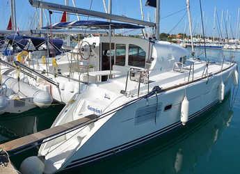 Alquilar catamarán en Marina Sukosan (D-Marin Dalmacija) - Lagoon 410