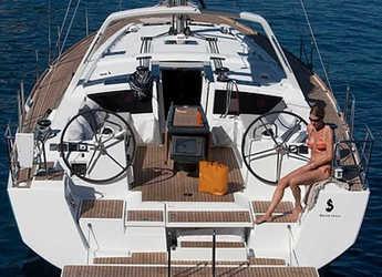 Rent a sailboat in Marina Sukosan (D-Marin Dalmacija) - Oceanis 48
