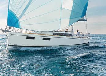 Rent a sailboat in Marina Sukosan (D-Marin Dalmacija) - Oceanis 38.1