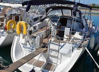 Rent a sailboat Oceanis 423 M in Marina Sukosan (D-Marin Dalmacija), Sukosan