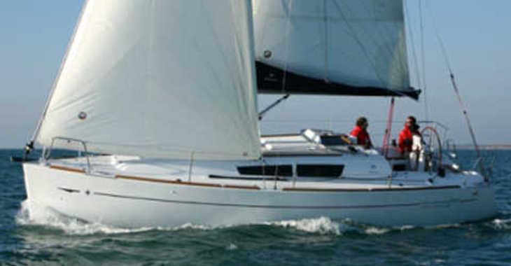 Rent a sailboat in Split (ACI Marina) - Sun Odyssey 33i